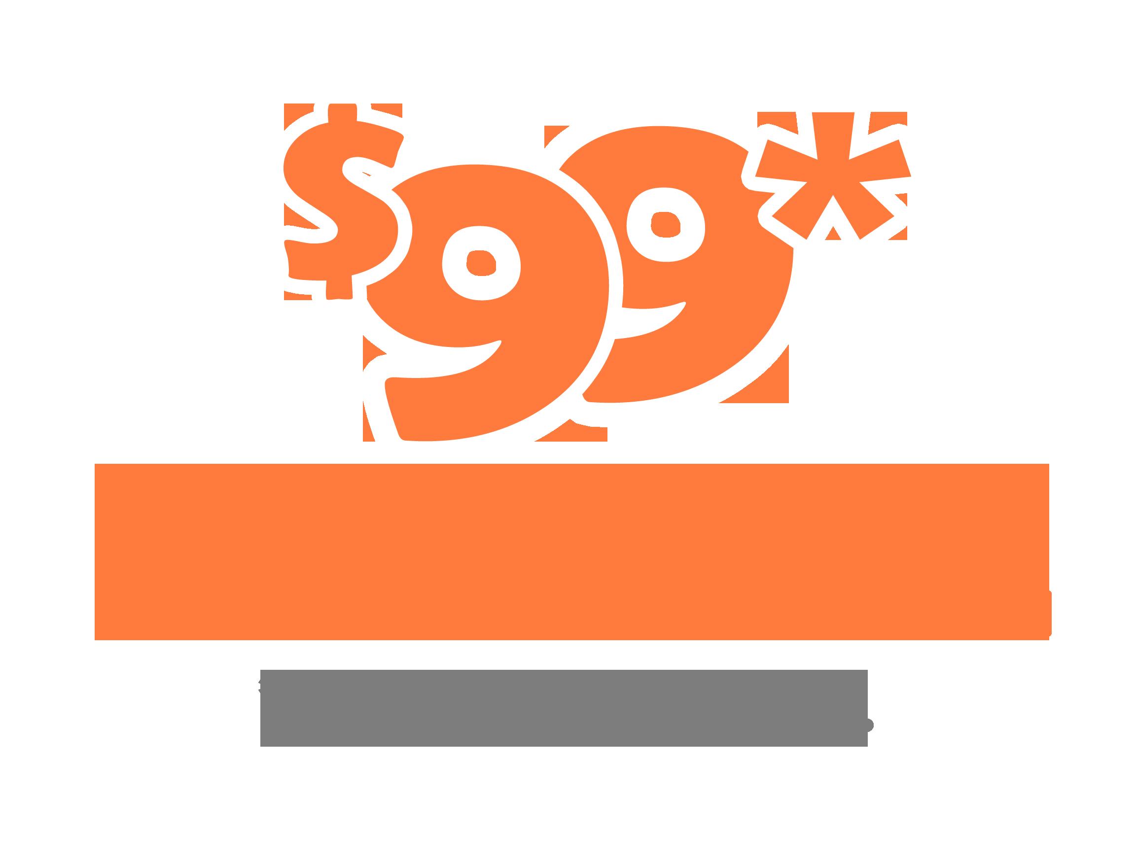 The $99 Social Newsletter